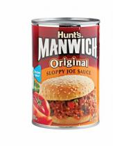 Hunts Manwich Sloppy Joe Sauce 425g