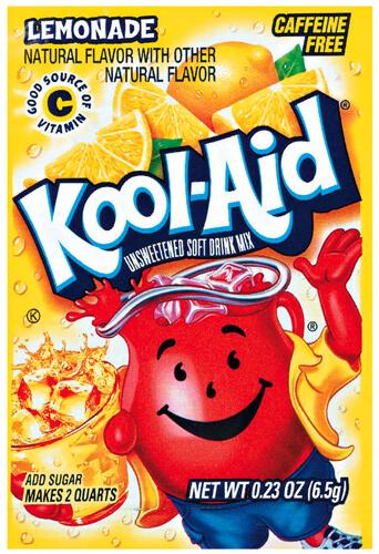 Kool-Aid Soft Drink Mix - Lemonade