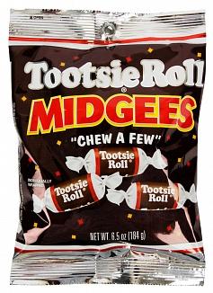 Tootsie Roll Midgees 184gram