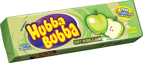 Hubba Bubba Apple
