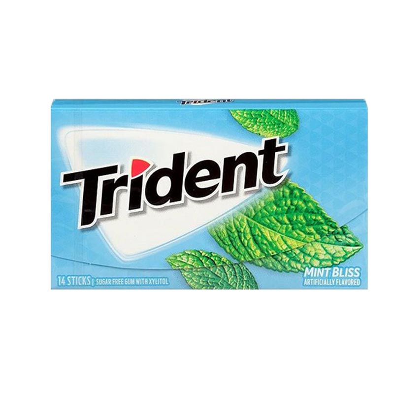 Trident Mint Bliss Gum