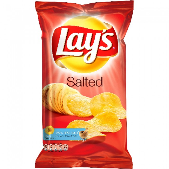 Lays Salted 175g