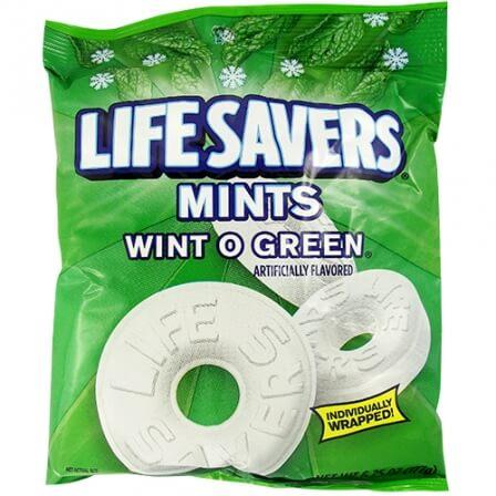 LifeSavers Wint-O-Green 177g