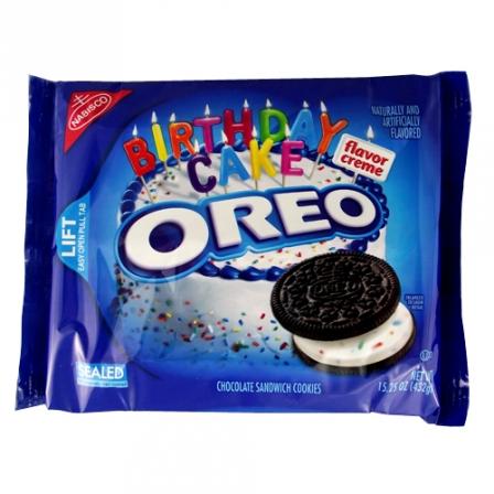 OREO Birthday Cake 432gram