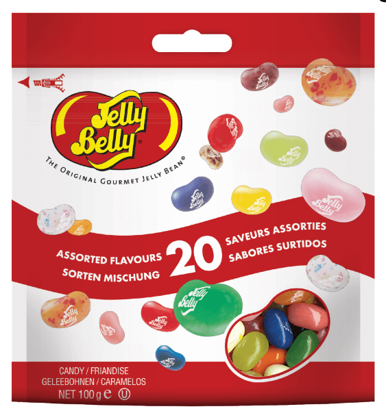 Jelly Belly 20 Flavors 70g