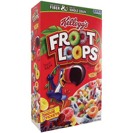 Froot Loops 481gram
