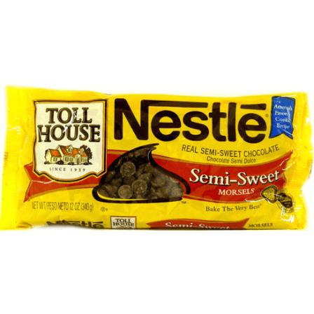 Nestlé Semi Sweet Morsels 170gram