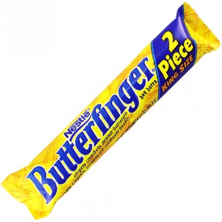 Butterfinger King Size 104.8g