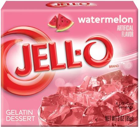 Jello Watermelon 85g