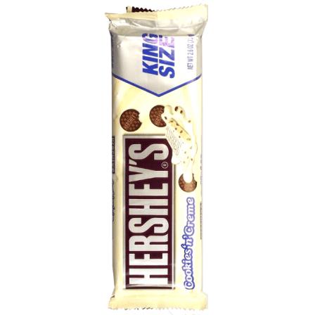 Bild av Hersheys Cookies n Creme King Size 73g