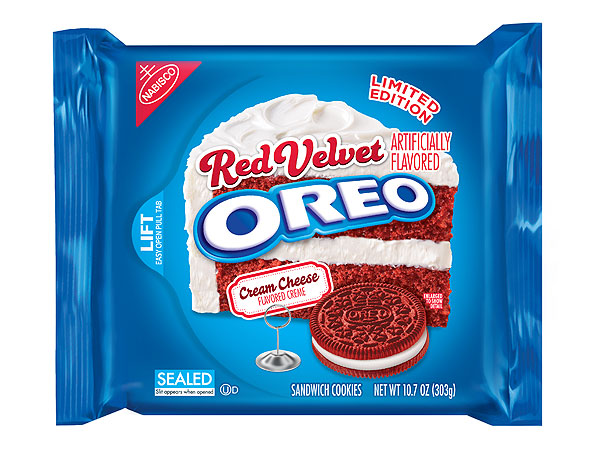 Oreo Red Velvet 345gram