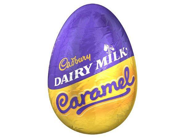 Bild av Cadbury Caramel Egg 40gram