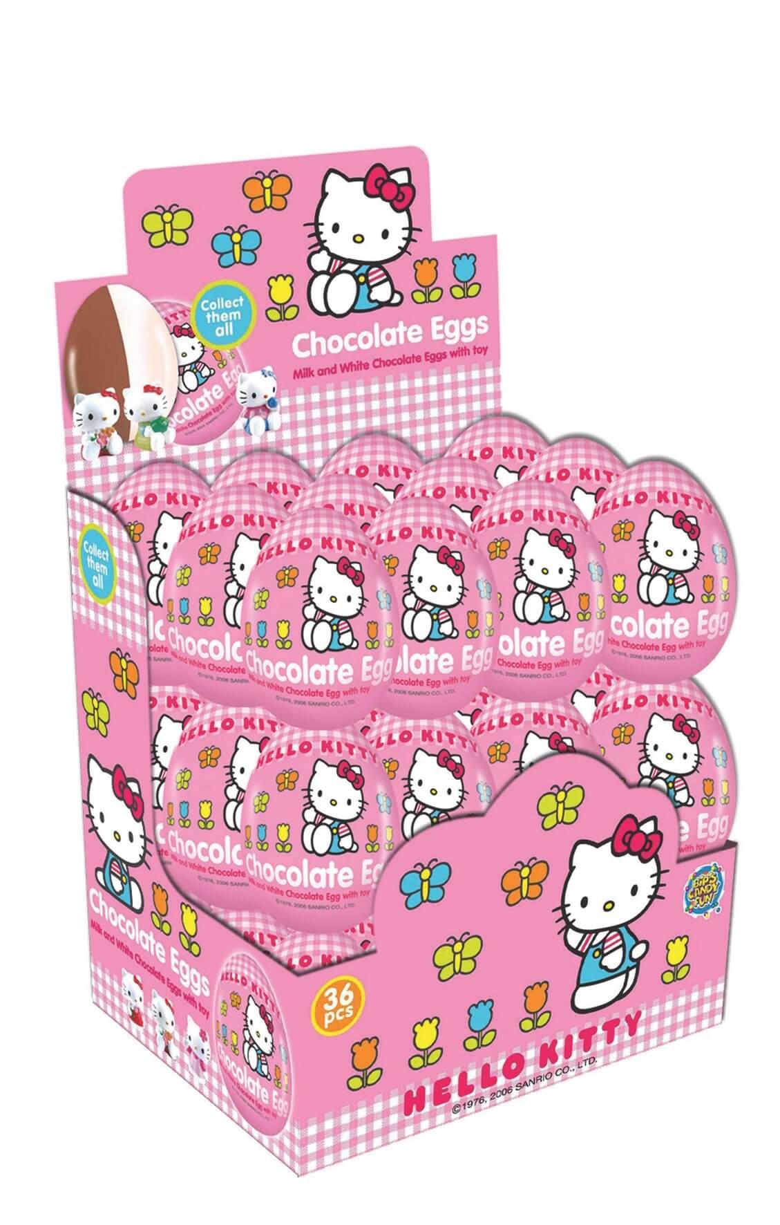Hello Kitty Chokladägg