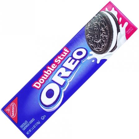 OREO Double Stuff Cookies Rulle 158g