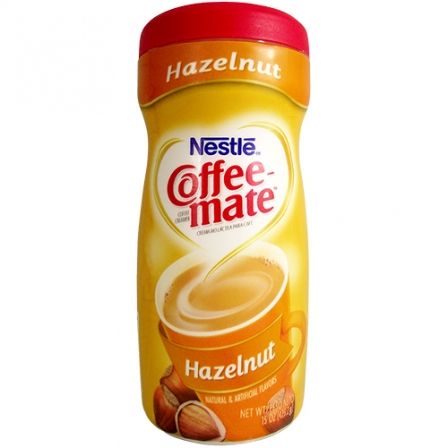 Nestle Coffee-Mate Hazelnut 425.2g
