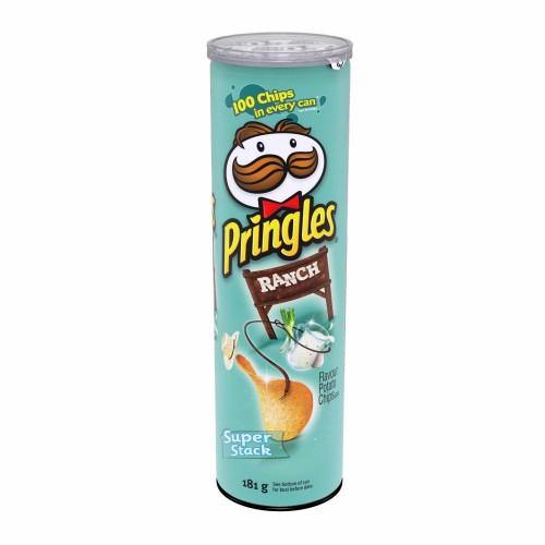 Pringles Ranch 168gram