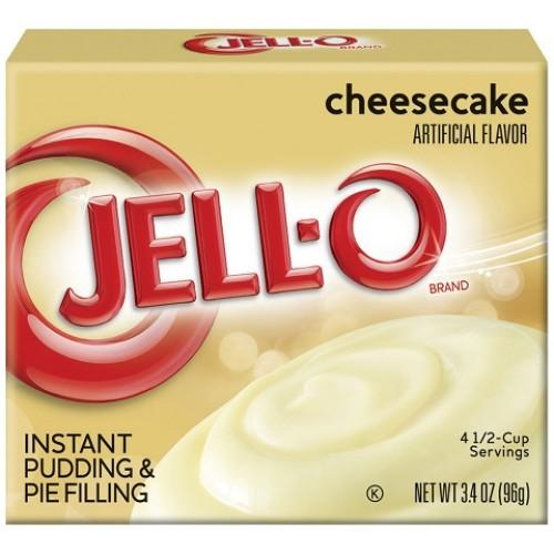Jello Instant Pudding - Cheesecake 96g