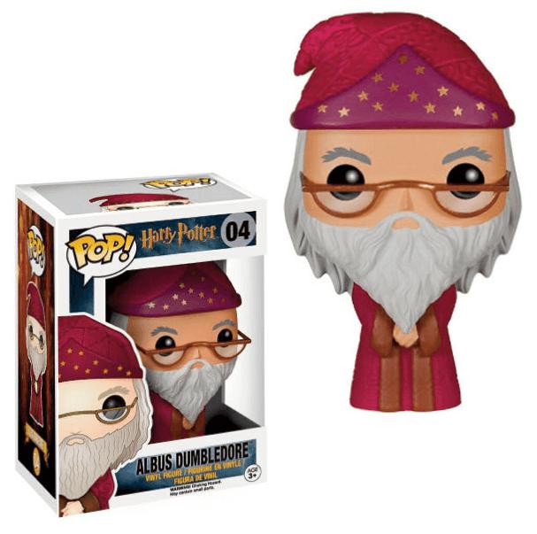 Pop! Movies: Harry Potter - Albus Dumbledore [04]