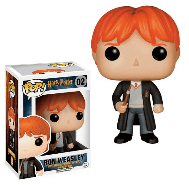 Pop! Movies: Harry Potter - Ron Weasley [02]