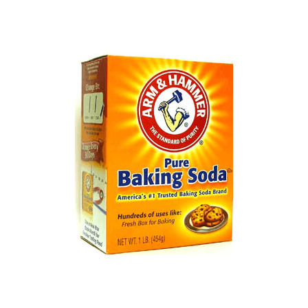 Arm & Hammer Pure Baking Soda 454g