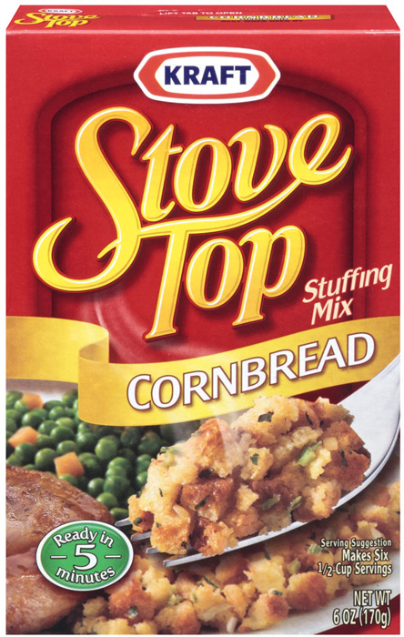 Stove Top Cornbread 170g