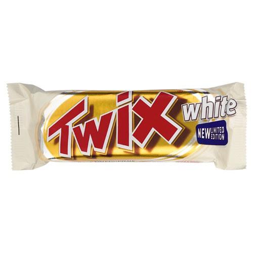 Bild av Twix White Chocolate 5-pack
