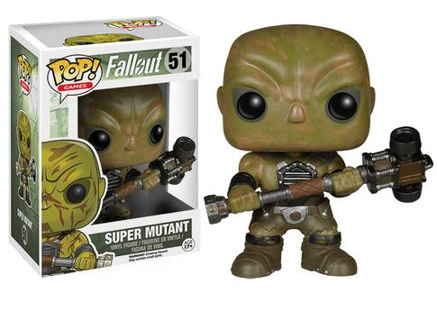 Pop! Games: Fallout - Super Mutant