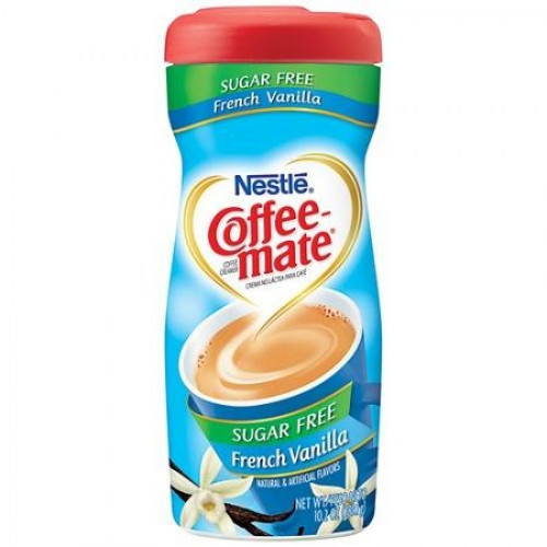 Coffee-Mate Sugar Free French Vanilla 286gram