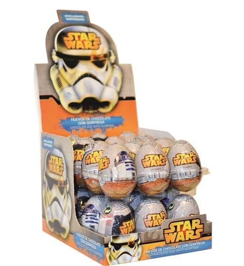 Star Wars Chokladägg