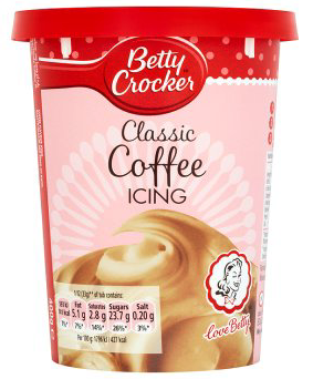 Betty Crocker Classic Coffee Icing 400g