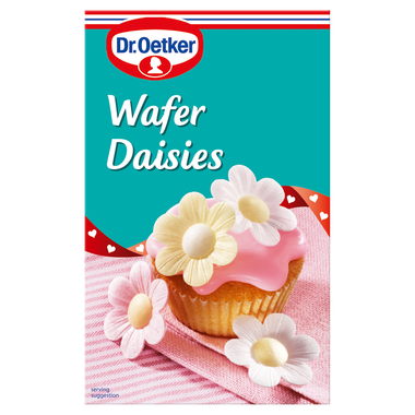 Dr. Oetker 12 Wafer Daisies