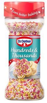 Dr. Oetker Hundreds & Thousands 65g