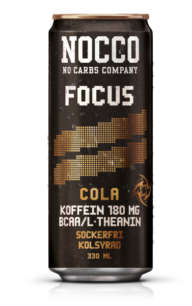 NOCCO BCAA 330ml Cola