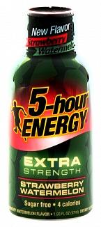 5_-Hour Energy Extra Strength Strawberry Watermelon