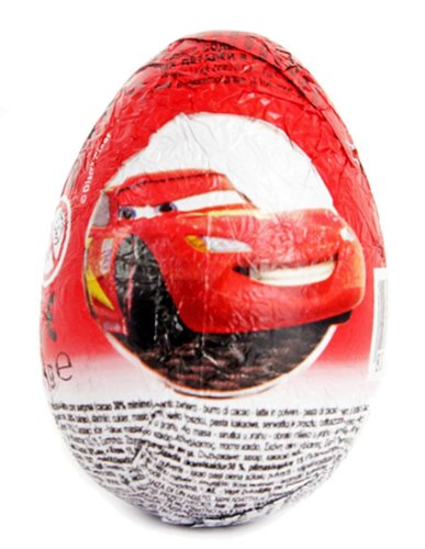 Cars Chokladägg