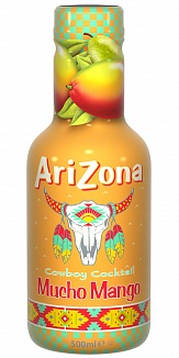 Arizona Mucho Mango 500ml PET