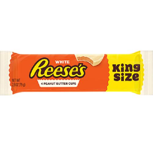 Bild av Reeses White Peanut Butter Cups 79gram