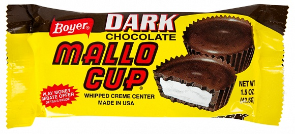 Bild av Boyer Mallo Cup - Dark Chocolate 42g