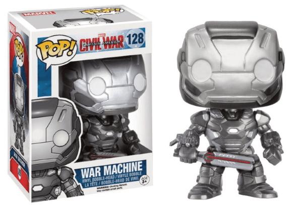 Pop! Marvel: Captain America: Civil War - War Machine [128]