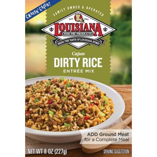 Louisiana Dirty Rice Mix 227g