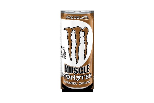 Monster Muscle Chocolate Energy Shake 443ml
