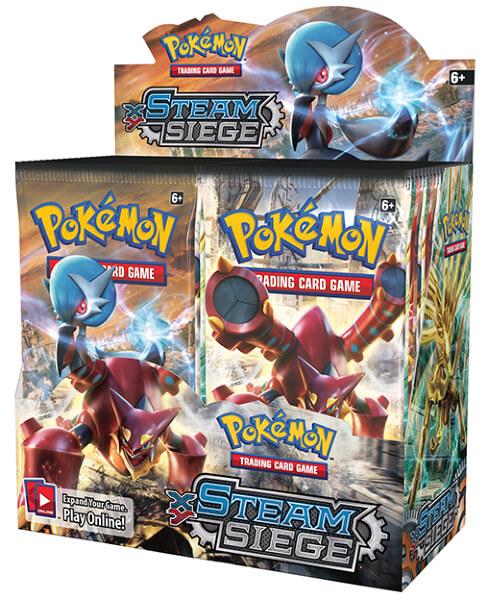 Pokemon XY11 Steam Siege Booster (1 pack)