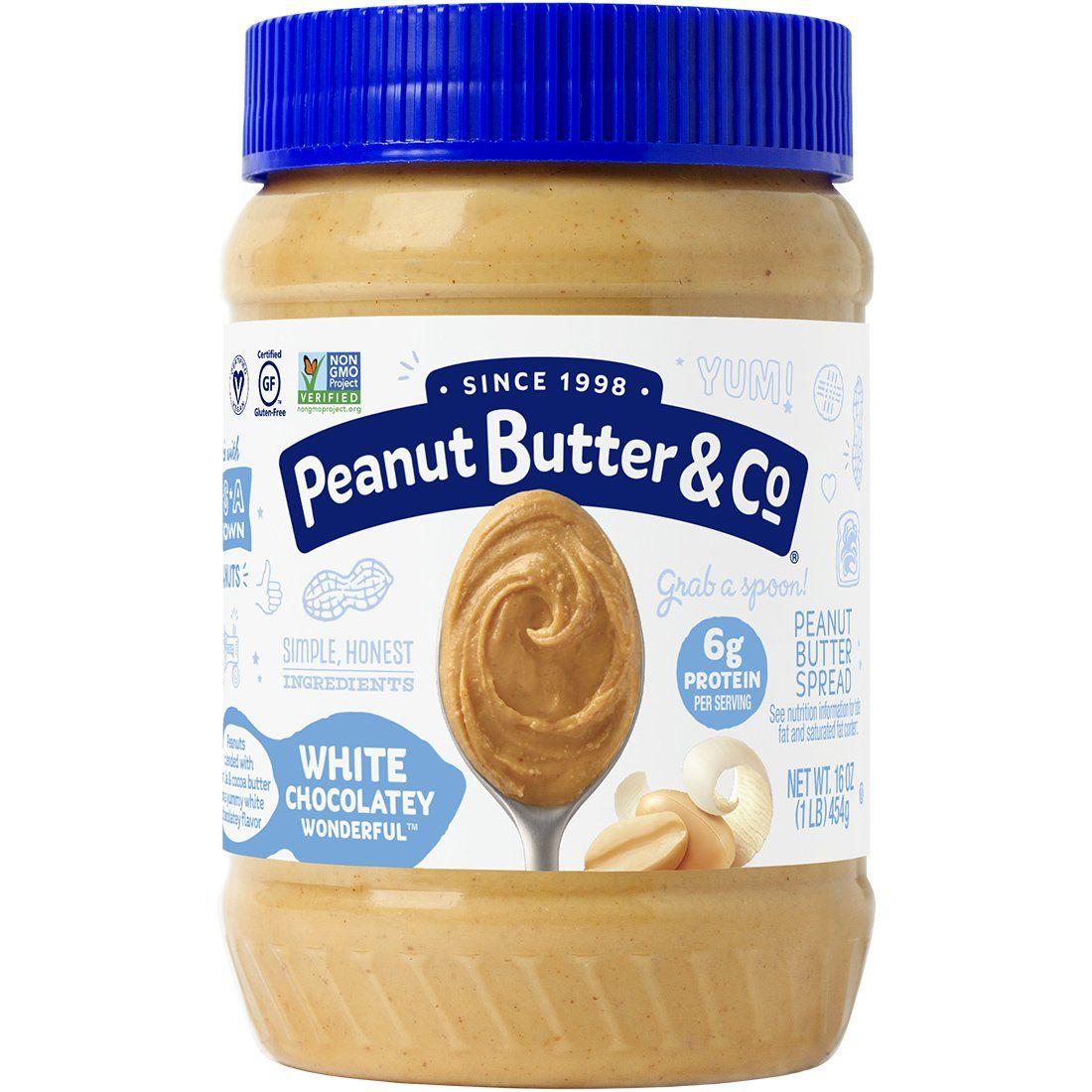 Peanut Butter & Co White Chocolate Wonderful