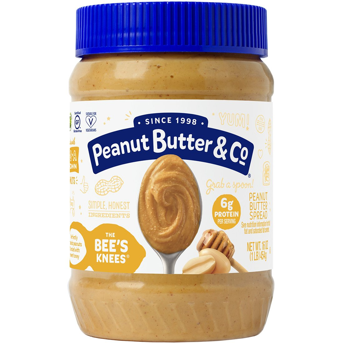 Peanut Butter & Co Bees Knees