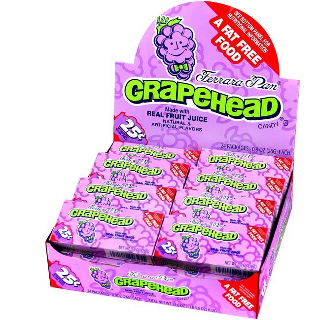 Grapheads 23g x 24st
