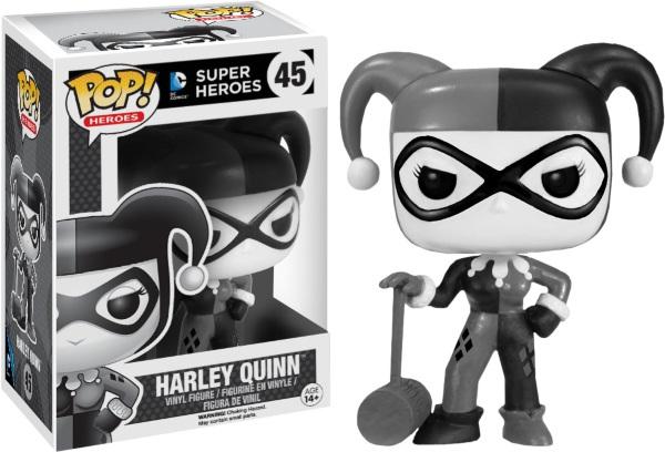 Pop! Heroes: Harley Quinn B&W [45]