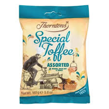 Thorntons Assorted Toffee 325gram