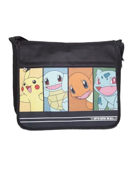 Pokemon: Starting Characters Messengerbag