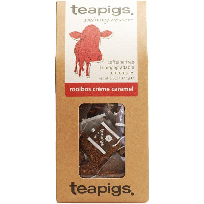 Teapigs Rooibos Creme Caramel Tea