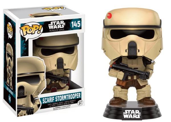 Pop! Star Wars: Rogue One - Scarif Stormtrooper [145]